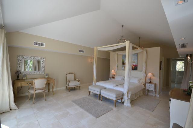 Master bedroom full vew
